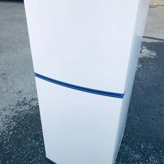 ♦️EJ1249B MORITA 冷凍冷蔵庫 【2009年製】