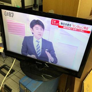 液晶テレビ22インチ モニター兼用