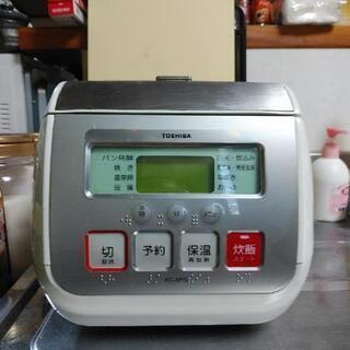 東芝製炊飯器 3合炊き 0.54L
