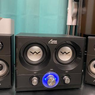 Bluetoothオーディオ【重低音】