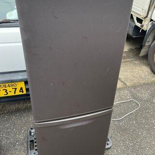 即決 2ドア冷蔵庫 138L 2ドア 中川区 直接引き取り…