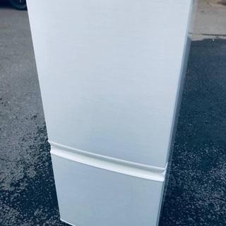 ♦️EJ1251B SHARPノンフロン冷凍冷蔵庫 【2012年製】