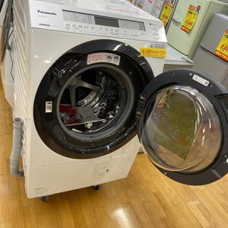 Panasonic製★2019年製11㌔ドラム式洗濯乾燥機★1年...