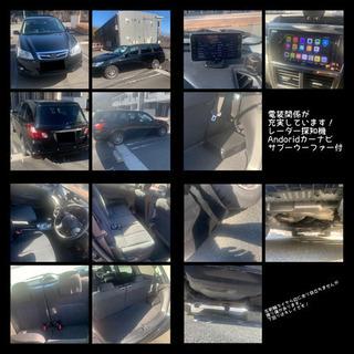 スバル エクシーガ 2.0I-L ワゴン走行距離 75000km Andoridカーナビ有 - 福山市