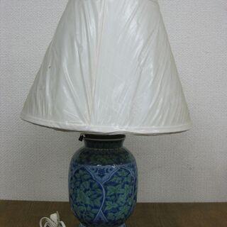 栄興電器 テーブルランプ 卓上ライト ナイトスタンドライト 陶器...