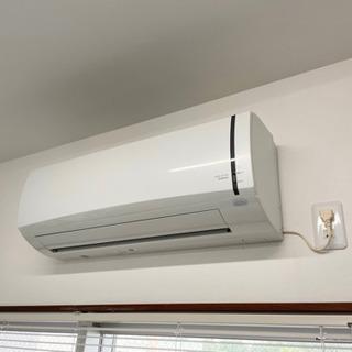 【ネット決済】🎶買い換えのため、ほぼほぼ使用してません!冷房専用...
