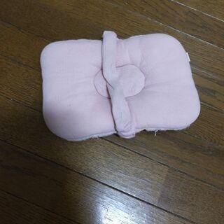 【ネット決済・配送可】ハンドベビー枕?