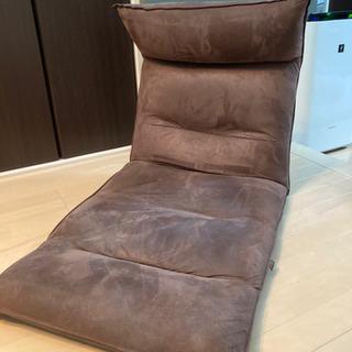【取引中】取りに来てくれる方差し上げます ニトリ座椅子の画像