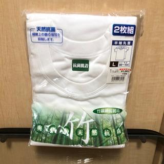 【新品】丸首半袖Tシャツ Lサイズ