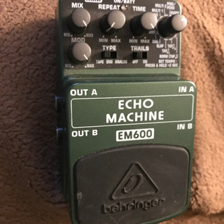 BEHRINGER ベリンガー EM600 Echo Machine