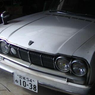 宮城県 プリンス スカイライン S54A 2型 G7 2000c...
