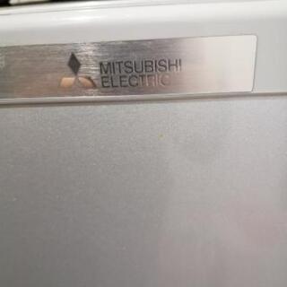 【値下げしました・三菱製冷蔵庫】一人暮らし用の冷蔵庫出品します。