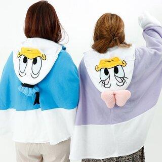 ドナルド&デイジー ♡ポンチョ2着セット♡
