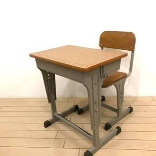 SS机・椅子セット AKS-0100-IDVセット 備品 美術机...