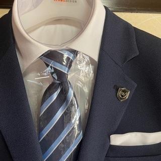 【ネット決済】男の子 フォーマル 165 スーツ 濃紺