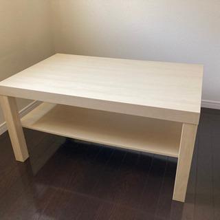 IKEA コーヒーテーブル【LACK】