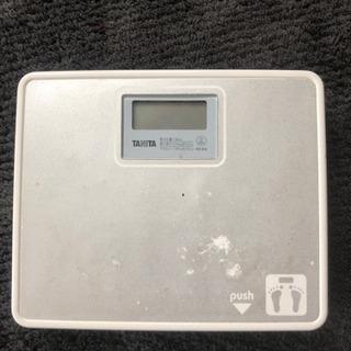 【無料】体重計