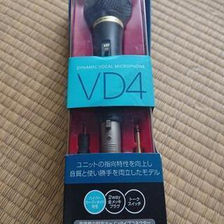 audio−technica AT-VD4マイク