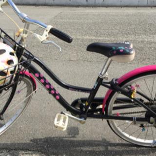 ブリジストン 22インチ Bell 自転車ヘルメットセット