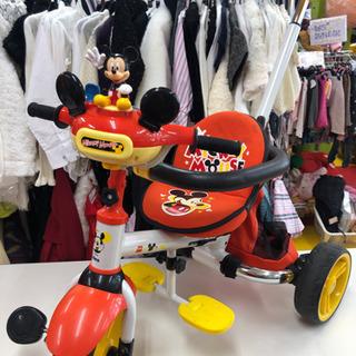 アイデス ides ウィズユートライクミッキーマウス 三輪車 1...