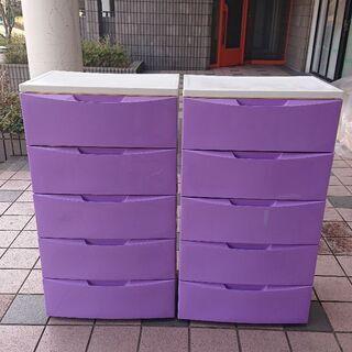 【配送可】チェスト 5段 アイリスオーヤマ COD-555 ワイ...