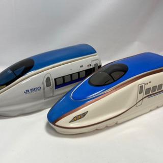 美品★JR 新幹線 陶器 500系新幹線 かがやき 2点セット ...