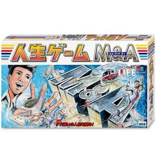 【大人向け‼️】タカラトミー 人生ゲーム M&A ボードゲーム