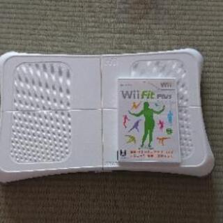 Wii Fit plus / バランスボード 一旦受付終了します。