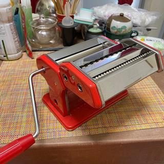 【取引終了】siroca パスタマシン 製麺機