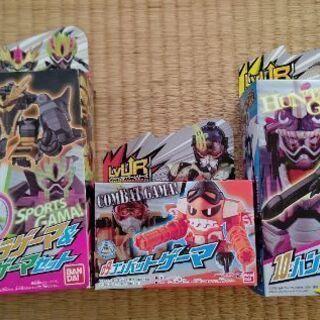 仮面ライダーエグゼイドリアルフィギュアシリーズ2