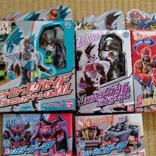 仮面ライダーエグゼイドリアルフィギュアシリーズ3