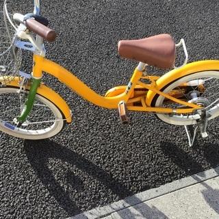 幼児中古自転車整備済自転車店
