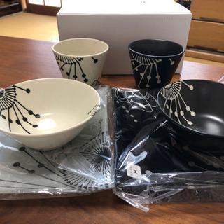 【ネット決済】格安!新品!HANAE MORI ペア食器