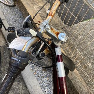 シボレー マウンテンバイク