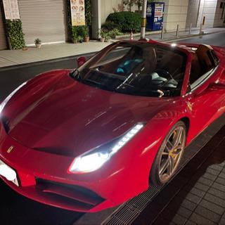 フェラーリ『488スパイダー』極上車