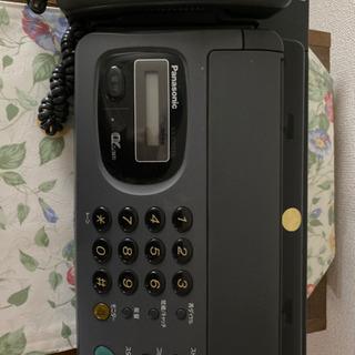 Panasonic ファックス電話