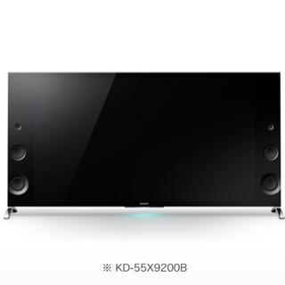 【美品】SONY 55インチ 4K液晶テレビ(高音質スピーカ搭載)