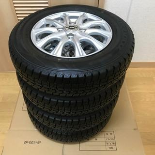 【ネット決済】スタッドレスタイヤ 軽自動車