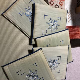 夏座布団★5枚セット