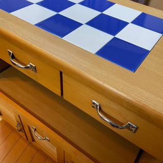 キッチンカウンター - 家具