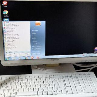 パソコン computer 古いコンピュータ
