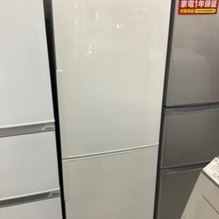 SHARP 2ドア冷蔵庫 271L SJ-PD27B 2016年製