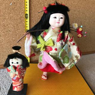 日本人形+おまけ