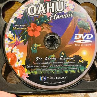 ハワイ  DVD