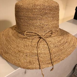 無印良品 麦わら帽子