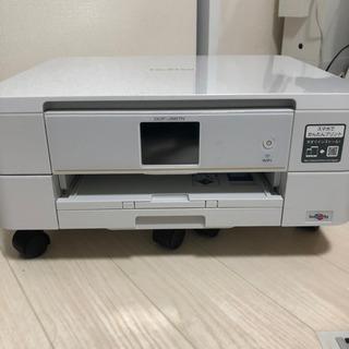 【美品】プリンター EPSON DCP-J567N