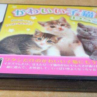 ☆DS/かわいい子猫DS2 ペット育成シミュレーション◆子猫のしぐさに思わずニッコリ - 横浜市