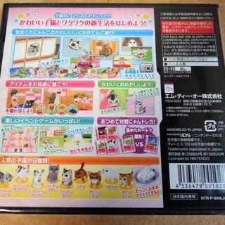 ☆DS/かわいい子猫DS2 ペット育成シミュレーション◆子猫のしぐさに思わずニッコリ − 神奈川県