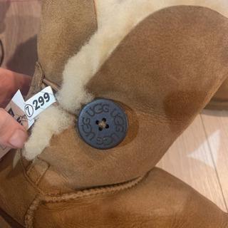 UGG ブーツ 25cm ハワイで購入!