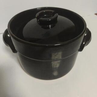 電子レンジでご飯が炊ける炊飯土鍋